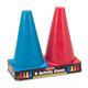 8 Activity Cones Game
