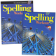MCP Spelling Workout 2001 Homeschool Bundle G