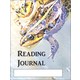 Reading Journal: Frog (Wide Ruled)