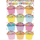 Confetti Birthdays Smart Poly Chart Write-On/Wipe-Off