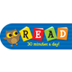 Magnetic Book Mark - Wise Owl Reading