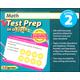 Math Test Prep in a Flash - Grade 2