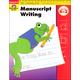 Learning Line Language Arts - Manuscript Writing K-2