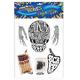 Dr. Bonyfide Know Your Bones: Coloring Kit
