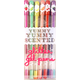 Yummy Scented Glitter Gel Pens (Set of 12)
