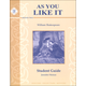 As You Like It Student Study Guide
