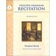English Grammar Recitation Workbook I Student Book