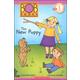 BOB Books: The New Puppy (Scholastic Reader Level 1)