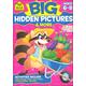 Big Hidden Pictures & More Activity Workbook