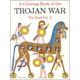 Coloring Book of Trojan War: Iliad Vol. 2