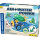 Air + Water Power Pneumatic-Hydraulic Engines