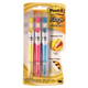 Post-it Flag + Highlighter 3-pack (yellow, pink, blue)