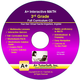 3rd Grade MATH Full Curriculum Software CD - Standard Edition