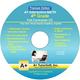4th Grade MATH Full Curriculum Software CD - Premium Edition