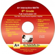 6th Grade MATH Full Curriculum Software CD - Standard Edition