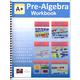 Pre-Algebra Workbook
