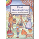 First Thanksgiving Small Format Sticker Activity Book