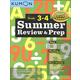 Summer Review & Prep Grades 3-4