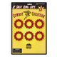 12 Shot Ring Caps - 144 Single Action Shots