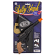 BillyYank Solid Die-Cast Metal Pistol Cap Gun & Holster Set