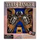 Texas Ranger Solid Die-Cast Metal Cap Gun Double Holster Set