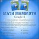 Math Mammoth Light Blue Series Grade 4 CD