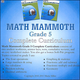 Math Mammoth Light Blue Series Grade 5 CD