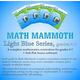Math Mammoth Light Blue Series Grades 4-7 CD