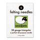 Felting Needles - 38 GA (5 Pack)
