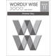 Wordly Wise 3000 3rd Edition Key Book 11