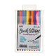 ColorIn Brush Lettering Markers Primary Set - Pack of 10