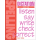 Spelling Dictation Resource Book