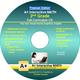 2nd Grade MATH Full Curriculum Software CD - Premium Edition