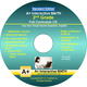 2nd Grade MATH Full Curriculum Software CD - Standard Edition