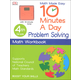 10 Minutes a Day: Problem Solving Math 4th Gr
