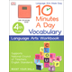 10 Minutes a Day: Vocabulary Fourth Grade