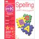 DK Workbooks: Spelling - Pre-K
