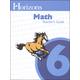Horizons Math 6 Teacher