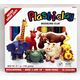 Plast-I-Clay Modeling Clay No. 9K-10 Colors, Black, Blue, Brown, Gray, Green, Orange, Pink, Red, White, Yellow 1/2oz each