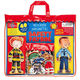Wooden Magnetic Safety Patrol Action Heroes