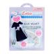 Blue Velvet Lottie Outfit
