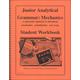 Extra Junior Analytical Grammar: Mechanics Workbook