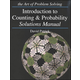 Intro to Counting & Probability Solution Manl