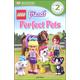 LEGO Friends: Perfect Pets (DK Readers Level 2)