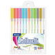 Collorelli Pastel Color Gel Pens - 12 count