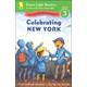 Celebrating New York Level 3 (Green Light Reader)