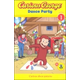 Curious George Dance Party Level 1 (Green Light Reader)