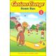 Curious George Home Run Level 1 (Green Light Reader)
