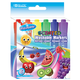 Washable Scented Markers 6 Color