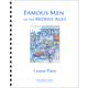 Famous Men of the Middle Ages Lesson Plans